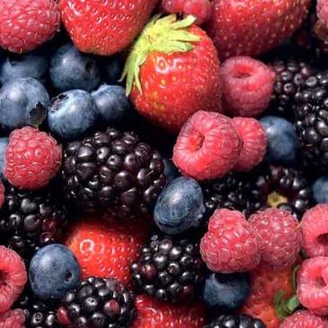 Ät frukt och bär – Gå ner i vikt!