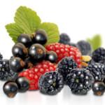Håll vikten med frukt och bär